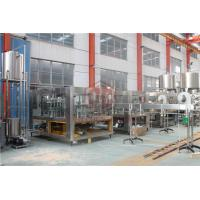 Best Complete A To Z Rinser Filler Capper Machine For 10000 - 20000BPH Mineral Water wholesale