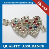 Best China Supplier garment crystal patches hot fix,hotfix crystal patches for garment,hot sale garment crystal patches wholesale