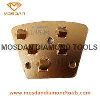 Best Sase Trapezoid 5 PCD Diamond Grinding Plate for Epoxy Removal wholesale