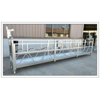 Best High rise building maintenance aluminium temporary gondola ZLP630 for sale in Malaysia wholesale