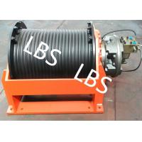 Best Hydraulic Anchor Winch With Flange / Electric Anchor Winch For Small Boats wholesale