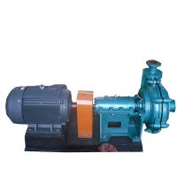 Cheap High Chrome Alloy Abrasive Slurry Pump , Cement Slurry Pump Diesel / Electronic for sale
