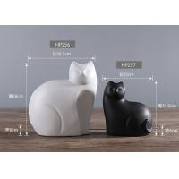 Best Poly Resin Cats Models For Hotel / House Decoration Custom Service Available wholesale