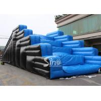 Best Outdoor running N jumping inflatable 5K obstacle course for adults from Guangzhou factory wholesale