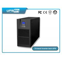 Quality High Frequency Online UPS 6Kva and 10Kva with Three Level Inverter tech and low price wholesale