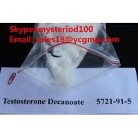 Best Pharmaceutical Testosterone Decanoate Raw Steroid Powders for Enhance Immune System wholesale