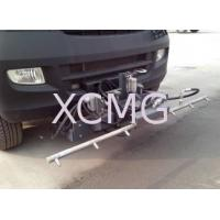 Best High Pressure Special Purpose Vehicles, Truck Mounted Sweeper With 1.5m Cleaning Width wholesale