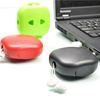 Best Portable Colorful Households Products USB Cable Winder Headphone Cable Management wholesale
