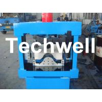 Best Roof Ridge Cold Roll Forming Machine for Making Color Steel Roof Ridge Profile wholesale