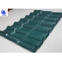Best Asa Coated Synthetic Resin Color Stable 10 Years Fire Froof Roofing Sheet wholesale