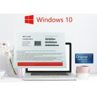 Best Windows Pro Sticker / Windows 10 Pro OEM Sticker No Language Limitation wholesale