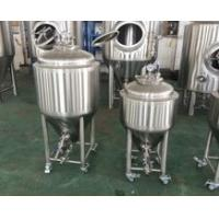 Best 50L Homebrew Brewing System , Brewhouse Beer Brewing Equipment Fermentation Tank wholesale
