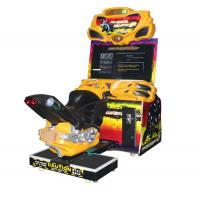 Best Super Motorcycle Racing Game Machines With 42 Inch HD LCD Display Screen wholesale