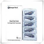 Best Dual Coil Evod Electgronic Cigarette , 0.8ohm / 1.2ohm / 1.5ohm / 1.8ohm wholesale