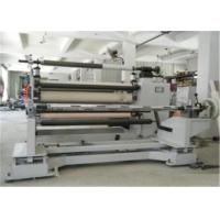 China BOPP Adhesive Tape Film Slitting And Rewinding Machine For Paper And Fabric on sale