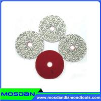 Best 3 Step Wet Granite and Marble Polishing Pad wholesale