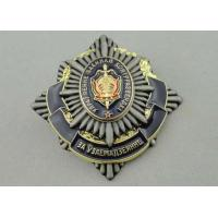 Best High Relief 3D Die Cast Medals By Zinc Alloy With Animal , Antique Nickel Plating wholesale