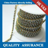 Best Wholesale crystal rhinestone chain;Top quality rhinestone trimming;crystal rhinestone chain trimming wholesale