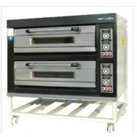 Best Bread Cake Biscuit 2 Tray Double Deck Baking Oven Over Heat Protection Device wholesale