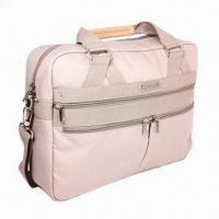 Cheap 14 to 15-inch Laptop Bag, Made of High Level Polyester for sale