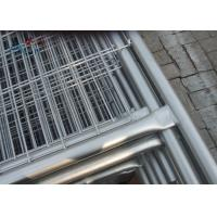 Best Steel Galvanized Temporary Fencing Removable Construction Welded Wire Mesh Fence wholesale