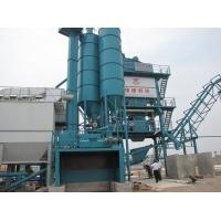 Best 0.8% Bitumen Metering Accuracy Asphalt Mixing Plant With 180tph Drying Capacity wholesale