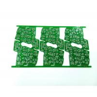 Best Green 2 Layers Automotive PCB Foot Rest Board 1OZ 1.6 Mm HASLPCB wholesale