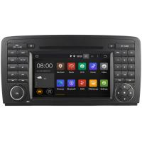 China 1024 X 600 Pixel Mercedes Benz Sat Nav R Class W251 In Dash Navigation on sale