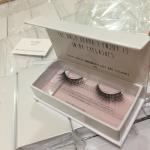 Best Cheap eyelash synthetic silk PBT/PET material tip mellow lashes gift flat box wholesale