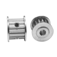 Best 3D Printer H Type Snchronous 2GT Toothed Pulley Wheel 20 Tooth wholesale