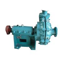 Best Anti - Abrasion Horizontal Slurry Pump , Small Slurry Pump OEM /ODM Available wholesale