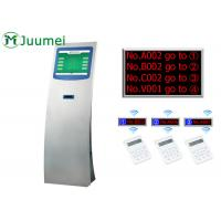 Best Multiple Multifunction Queue Ticket System Machine Juumei Wireless wholesale