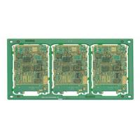 Best General Purpose Double Sided 8 Layer Rigid Printed Circuit HDI PCB Design (2+4+2) For LED wholesale