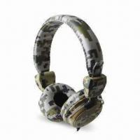 Best DJ Headphone with Heat-transfer Coating and 20Hz to 20kHz Frequency Response wholesale
