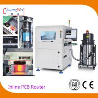 Quality Automatic Production Mode Inline PCB Separators With Automatic Tool Changer wholesale