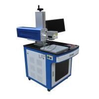 Cheap Glass Wood Laser Marking Machine with 30W RF Laser Marking Machine for sale