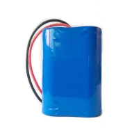 Best Custom Sanyo 7.4V 1600mAh 18650 Lithium Battery Pack wholesale
