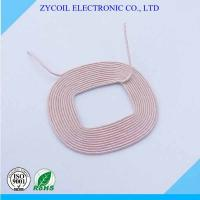 Best Self-bonding Circular Wireless Qi Transmitter Coil For High Frequency wholesale