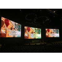 Best P2.5mm High Resolution 2.5mm Small Pixel Pitch Indoor Large LED Video Wall Screen wholesale