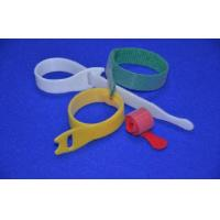 Cheap Multi - Color Wire Hook And Loop Closure , Hook And Loop Cable Ties for sale