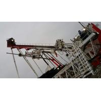 Best Oilfield Rig Equipment Drilling Rig Top Drive Inclined Adjustable Mast  12 - 90 Deg wholesale