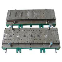 Best Progressive Stamping Die Designed By Auto CAD For Antenna Base , Brackets wholesale