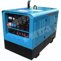 Quality 300A Multi Process Single Phase MMA/SMAW/FCAW/GTAW Engine Driven Welder with AC Generator wholesale