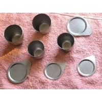 Iron Crucibles Furnace Crucibles Material different shape and size