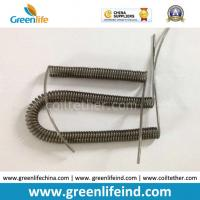 Best Safety Tool Need Stretch Transparent Black Wire Spring Coil Lanyard Tethers w/Custom Size wholesale