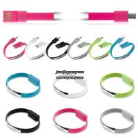 China Short Line Noodle Usb Charger Cable Sync Data Charing Line on sale