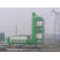 Quality 1800kg / H Fuel Injection Asphalt Batching Plant Equipment Bin Bottom Storage For Land - Saving wholesale