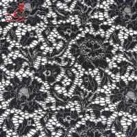 Buy cheap African French Nylon Lace Fabric For Garment Light Color Fastness from wholesalers