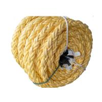 Best 8 Strand Mixed Rope 72mm X 220m With 2 Meters Splice Eyes For Oil Tanker wholesale