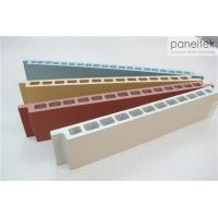 Best No Light Pollution Terracotta Facade Panels Multi Color With 30mm Thickness wholesale
